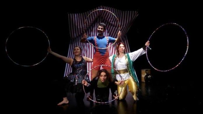 Badelen circo