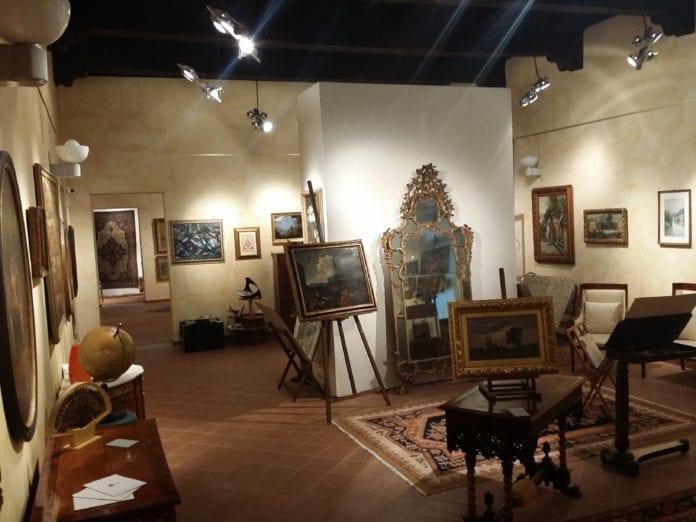 Arte e Antiquariato a Palazzo Guidobono