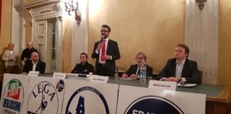 Federico Chiodi candidato sindaco