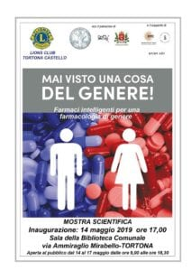 mostra scientifica