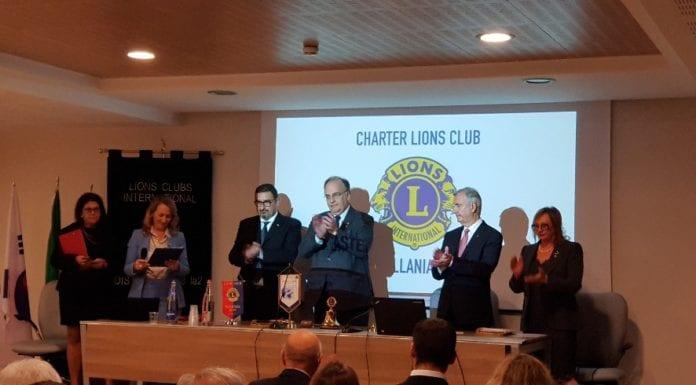 nuovo Lions Club Castellania Coppi