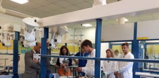 Marconi laboratori Pon