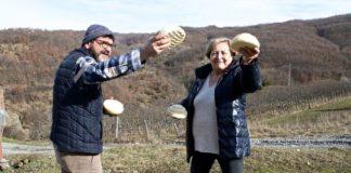 Roberto Grattone e Agata Marchesotti