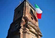 torre del Castello bandiera