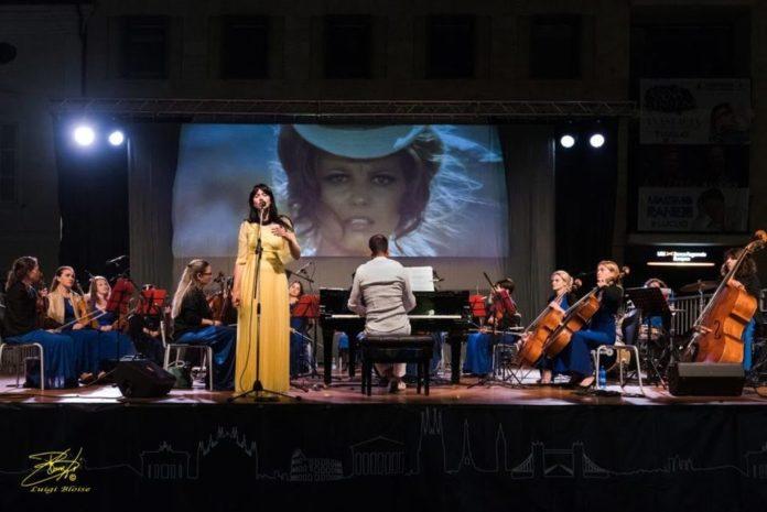 Ensemble Le Muse con Angelica De Paoli