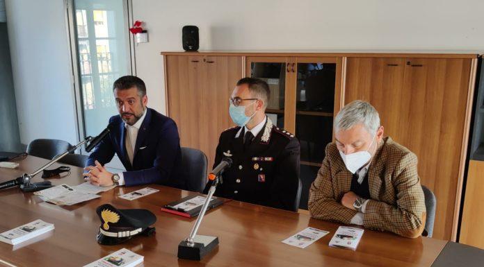 conferenza stampa CC